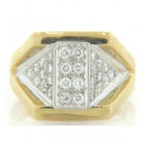 FS3444 Diamond Fancy Ring