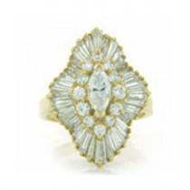 FS3632 Diamond Fancy Ring