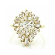 FS3884 Diamond Fancy Ring
