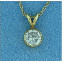 P1371 Diamond Pendant