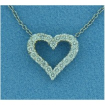 P1423 Diamond Heart