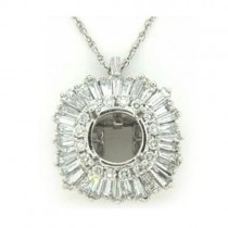 P3936 Diamond Pendant