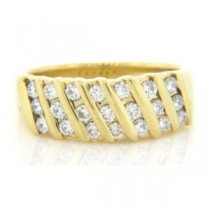 WB2534 Diamond Wedding Ring