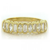 WB2537 Diamond Wedding Ring