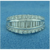 WB2551 Diamond Wedding Ring