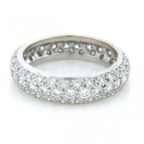 WB2555 Diamond Wedding Ring