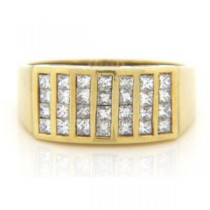 WB2679 Diamond Wedding Ring