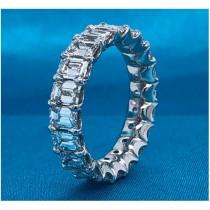 WB2699 U-Shape Diamond Wedding Ring