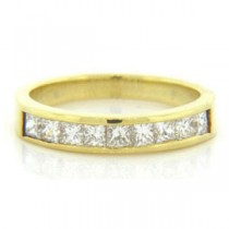 WB2739 Diamond Wedding Ring