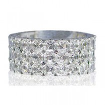 WB2743 Diamond Wedding Ring