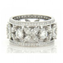 WB2747 Diamond Wedding Ring