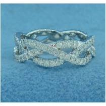 WB2769 Diamond Wedding Ring