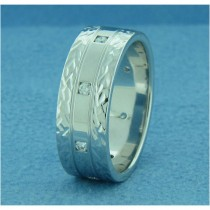 WB2776 Men's Diamond Wedding/Engagement Ring