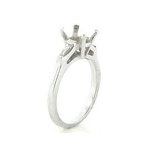 AFS-0143 Diamond Engagement Ring