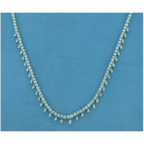 CH539 Diamond Necklace