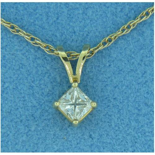 P1369 Diamond Pendant