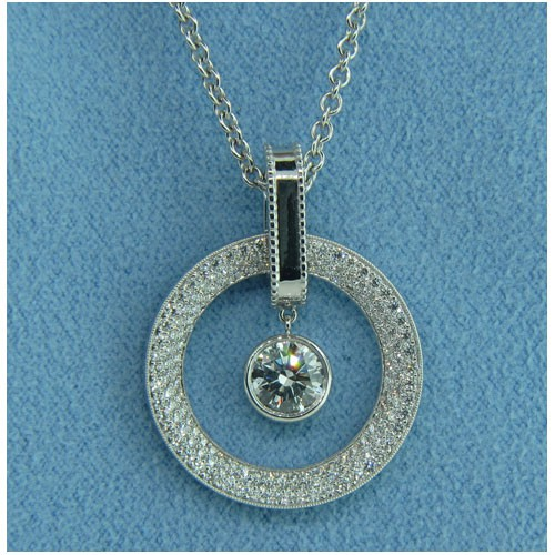 P1435 Diamond Pendant