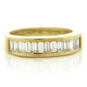 WB2530 Diamond Wedding Ring