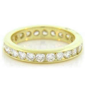 WB2610 Diamond Wedding Ring