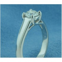AFS-0004 Solitaire Engagement Ring