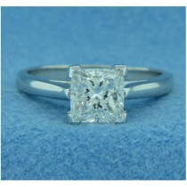 AFS-0005 Solitaire Engagement Ring