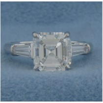AFS-0017 Diamond Engagement Ring