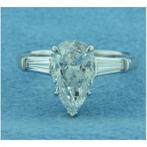 AFS-0018 Diamond Engagement Ring
