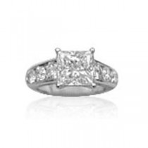 AFS-0034 Diamond Engagement Ring