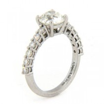 AFS-0038 Diamond Engagement Ring