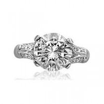 AFS-0042 Diamond Engagement Ring