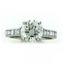 AFS-0127 Diamond Engagement Ring