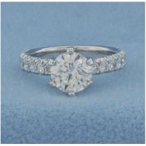 AFS-0172 Diamond Engagement Ring