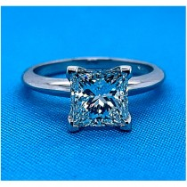 AFS-0222 Solitaire Engagement Ring