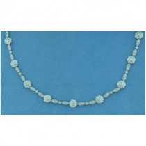 CH541 Diamond Necklace